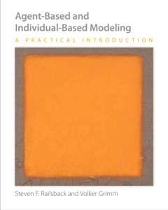 Agent Based Modeling - Magazine cover